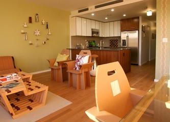 宜家住宅装饰效果欣赏客厅