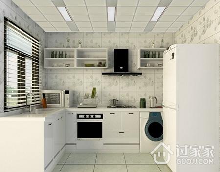 厨房吊顶清洗妙招