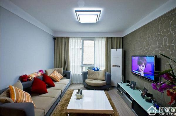 一步到位!推荐80平两室一厅简单装修方案
