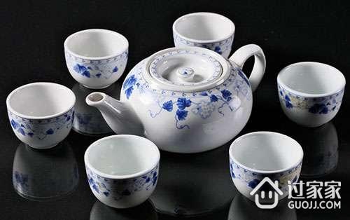 青瓷茶具简介 青瓷茶具价格