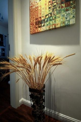 美式客厅装饰物摆放图 美好家居生活
