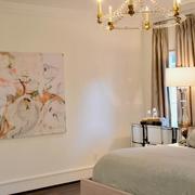 简欧风格复式欣赏卧室效果图