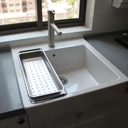 98平美式三居室欣赏厨房橱柜局部
