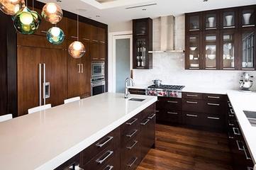 宜居明亮大空间欣赏厨房