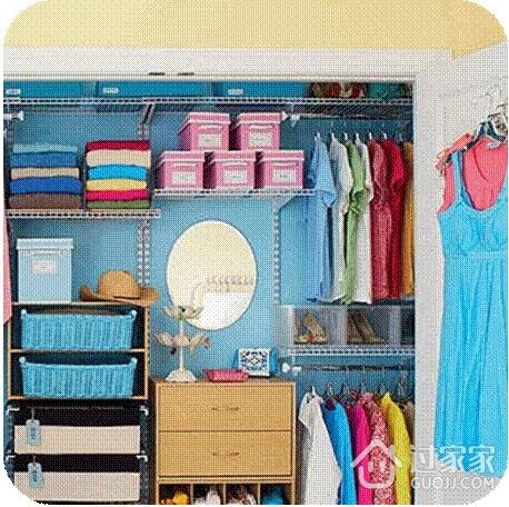5个步骤6个要诀教你如何整理衣柜