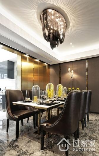 新古典样板间设计欣赏餐厅设计