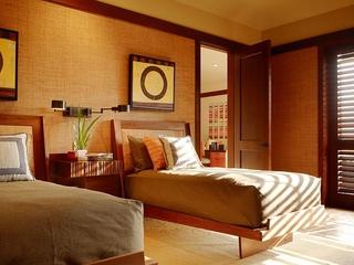 新中式风格设计客房