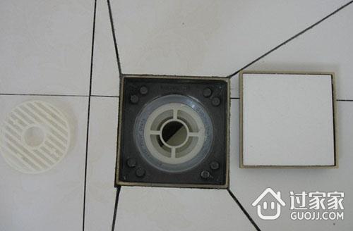 卫生间装修 地漏和马桶位置怎么布局