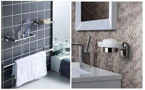 卫浴配件:如何选购卫浴用品