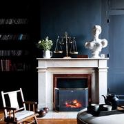高端大气现代时尚住宅欣赏背景墙