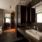 现代效果图设计套图卫生间