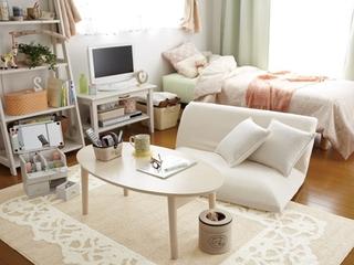日式淡雅三居室欣赏