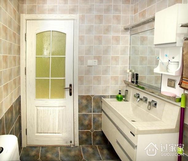 简约小清新住宅欣赏卫生间室内门