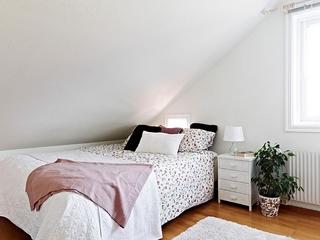 99平经典简约装修住宅欣赏卧室