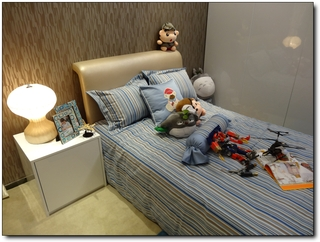现代风格设计套图儿童房效果