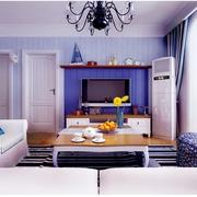 87平蓝色地中海住宅欣赏