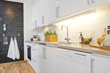 北欧舒适住宅欣赏厨房