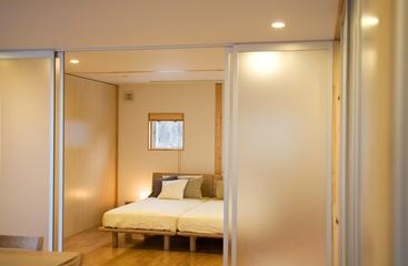日式MIUI清爽住宅欣赏卧室设计
