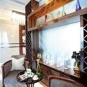 新古典三居室案例设计欣赏客厅电视柜