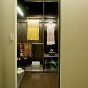 精致工艺现代住宅欣赏衣帽间设计