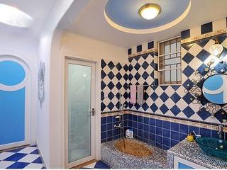 蓝色海风地中海住宅欣赏