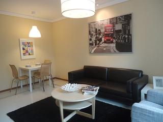 67平简约风格住宅欣赏客厅设计