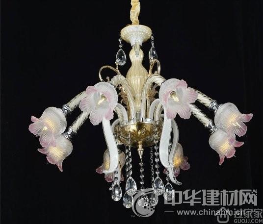 卧室欧式水晶灯价格