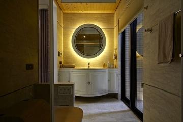 新古典人文主义大宅欣赏洗手间效果