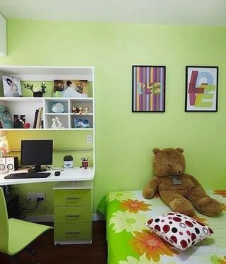 简约诱惑住宅欣赏儿童房