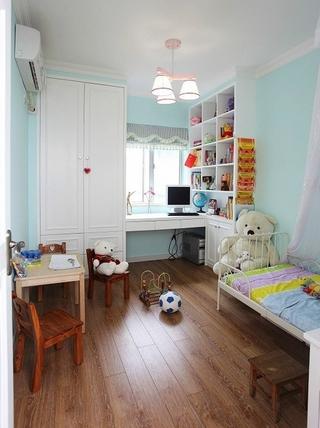 117平简约四居住宅欣赏儿童房