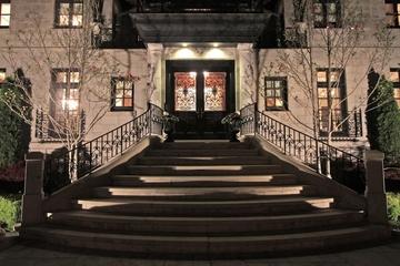 新古典装饰风格住宅效果图楼梯