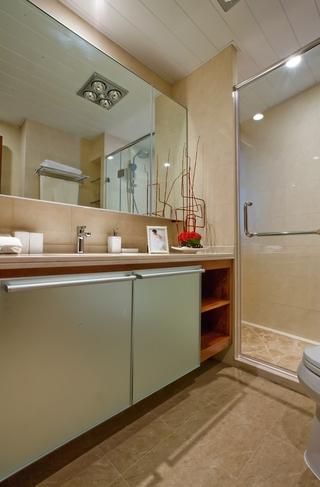 典雅法式装饰住宅欣赏卫生间