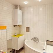 白色系装修欣赏卫生间设计