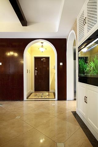 100平米三室两厅欣赏过道
