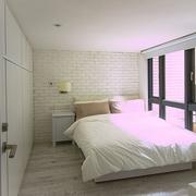 简约小户型设计效果图卧室