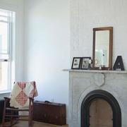 单身白领简欧公寓欣赏背景墙