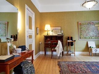 古典气质混搭一居室欣赏过道