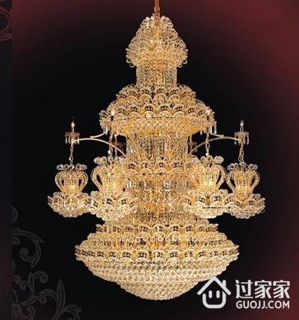 水晶吊灯的安装步骤及安装方法