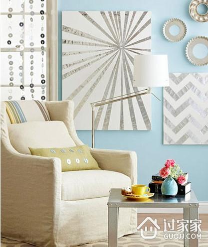 8款客厅沙发背景墙设计 有你心动的吗?