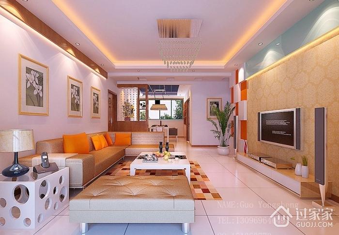客厅装修规划三步走 打造魅力空间