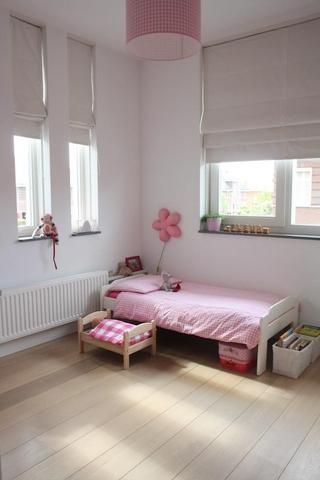现代别墅效果图女孩房设计