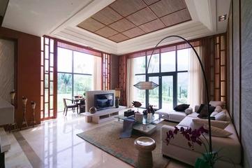 中式风格实景案例欣赏