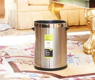 不锈钢垃圾桶的主要特性