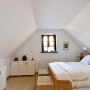 现代简约的黑白住宅欣赏卧室设计