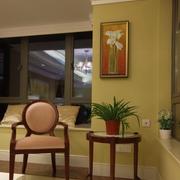 现代风格住宅设计飘窗