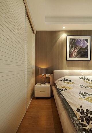 打造温馨家居 卧室衣柜装修效果图