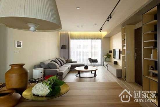 2套7万80平小公寓装修对比 现代简约风出尽风头