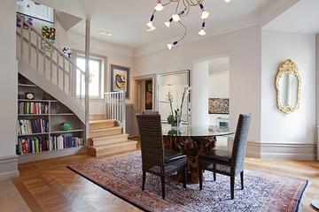 宜家复式装饰设计套图楼梯