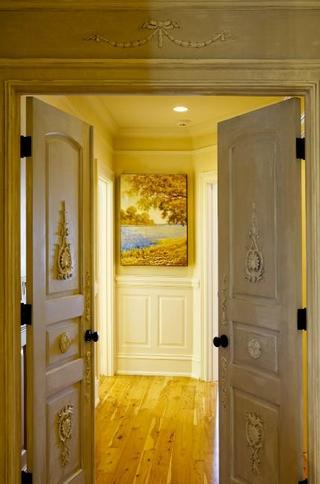 欧式风格效果套图入户门设计