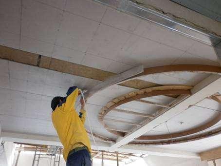石膏板吊顶质量标准及注意事项